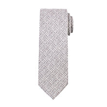 Buy John Lewis Boucle-Look Tie Online at johnlewis.com