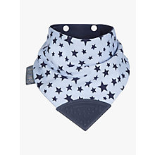 Buy Cheeky Chompers Neckerchew Baby Bib, Twinkle Twinkle Online at johnlewis.com
