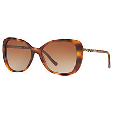 Buy Burberry BE4238 Cat's Eye Sunglasses Online at johnlewis.com
