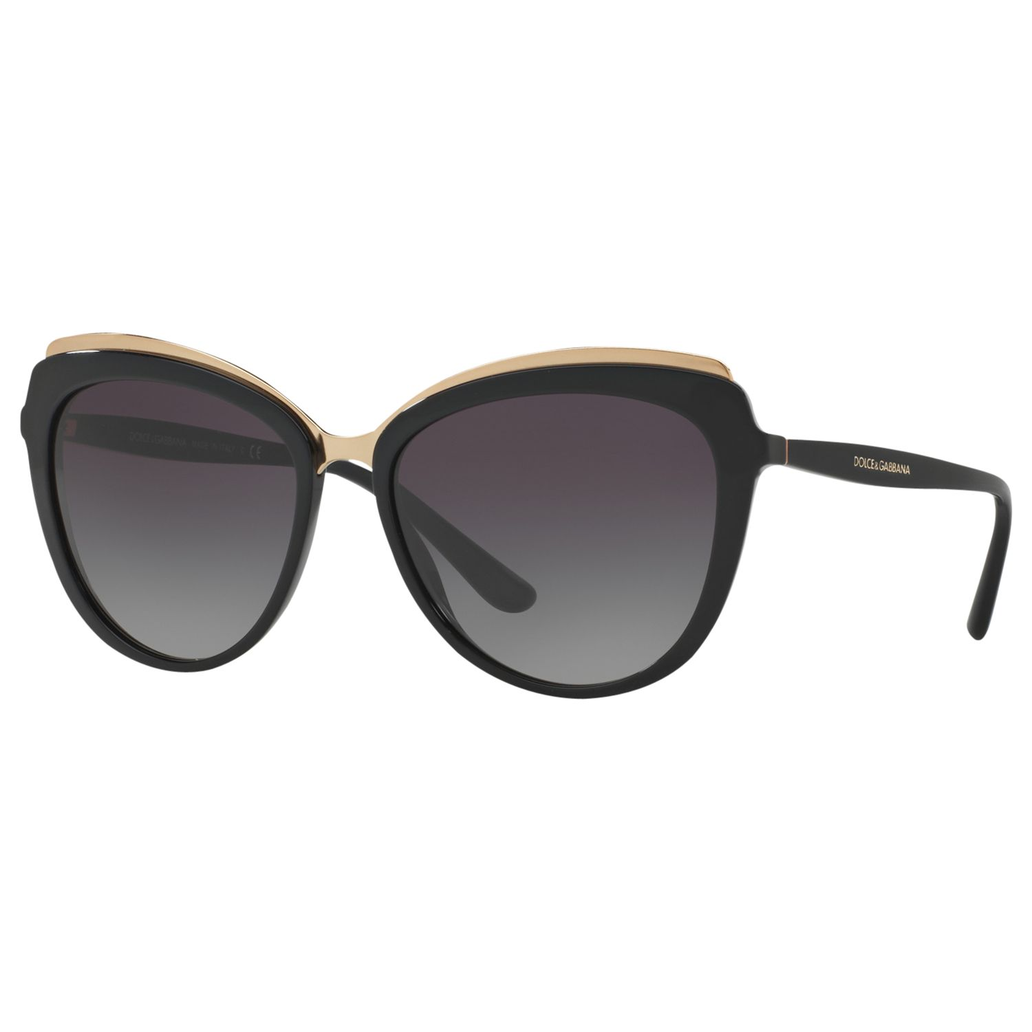 Dolce & Gabbana Dolce & Gabbana DG4304 Cat's Eye Sunglasses