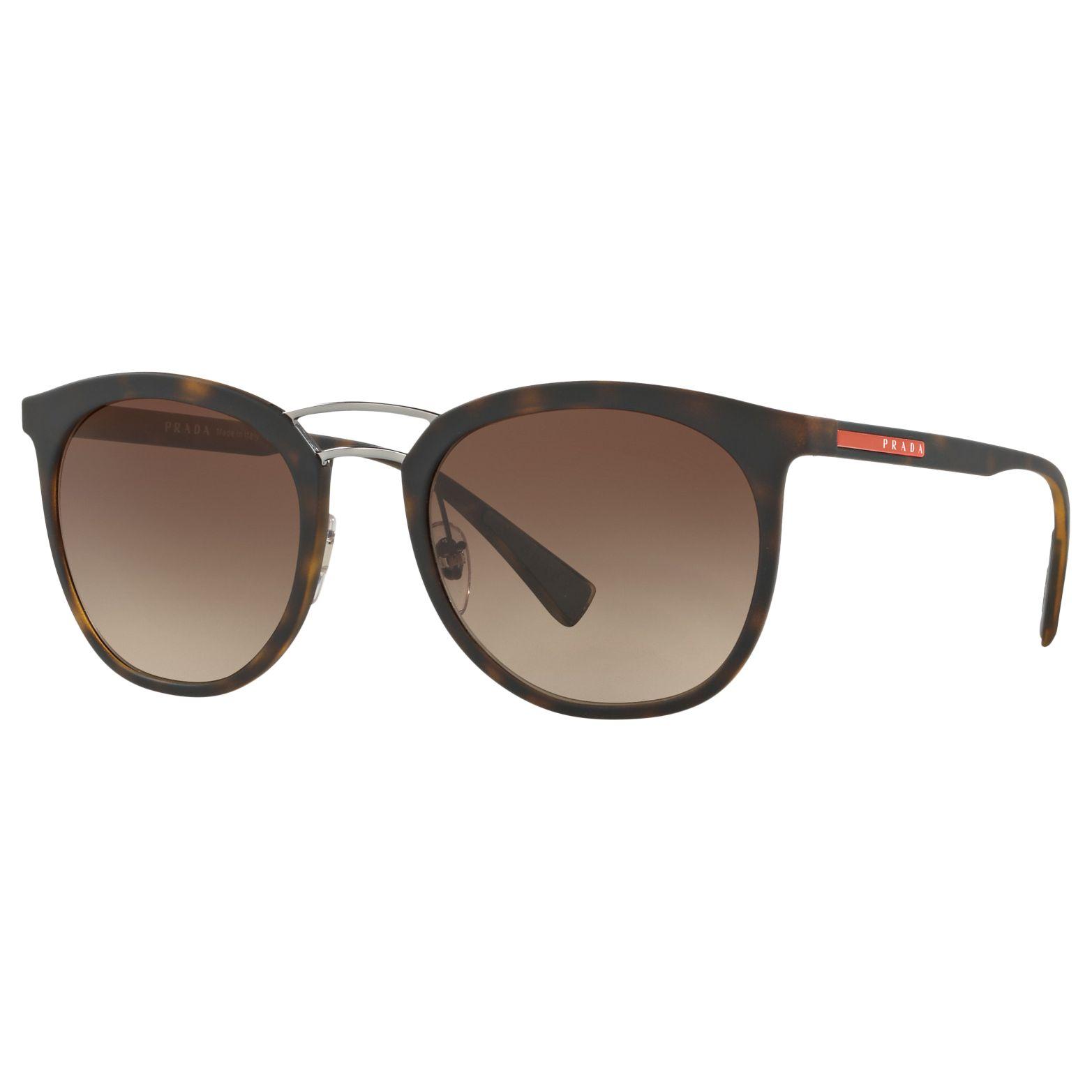 Prada Linea Rossa Prada Linea Rossa PS 04SS Oval Sunglasses
