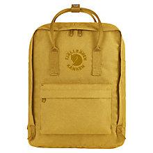 Buy Fjallraven Re-Kanken Special Edition Backpack Online at johnlewis.com