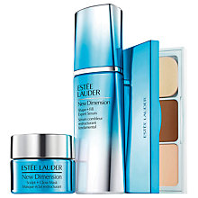 Buy Estée Lauder New Dimension Serum Set Online at johnlewis.com