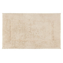 Buy John Lewis Egyptian Cotton Large Deep Pile Bath Mat with Microfresh Technology Online at johnlewis.com