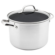 Buy GreenPan Elements 24cm Stock Pot Online at johnlewis.com
