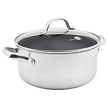 Buy GreenPan Elements 24cm Casserole Online at johnlewis.com