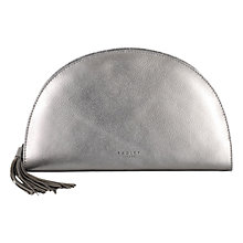 Buy Radley Half Moon Place Leather Clutch Bag Online at johnlewis.com