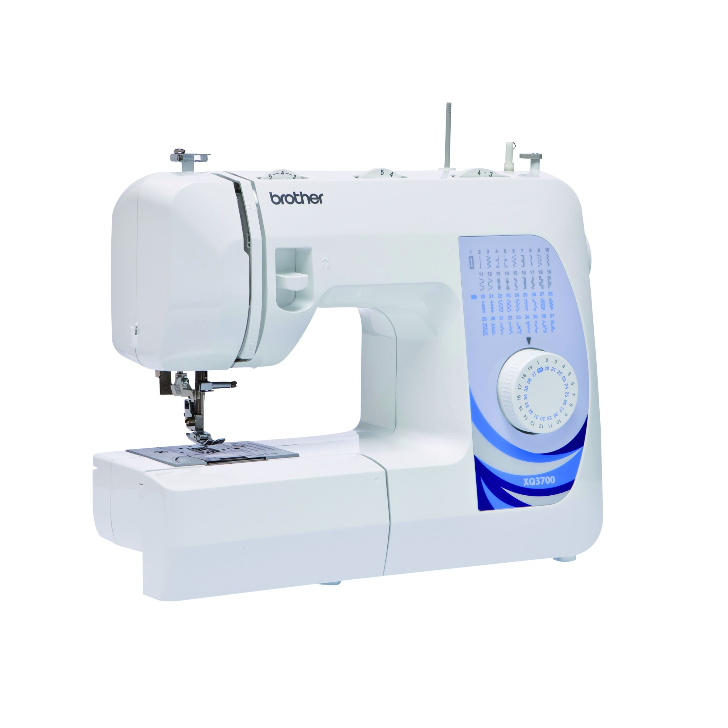 Brother Brother XQ3700 Sewing Machine, White