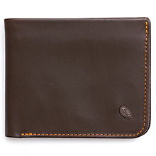 Buy Bellroy Hide and Seek Leather Wallet, Brown Online at johnlewis.com