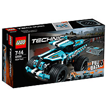 Buy LEGO Technic 42059 Stunt Truck Online at johnlewis.com