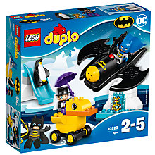 Buy LEGO DUPLO 10823 Batwing Adventure Online at johnlewis.com