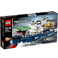 Buy LEGO Technic 42064 Ocean Explorer Online at johnlewis.com