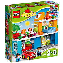 Buy LEGO DUPLO 10835 Family House Online at johnlewis.com