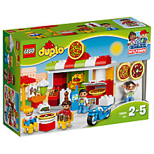 Buy LEGO DUPLO My Town 10834 Pizzeria Online at johnlewis.com
