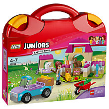 Buy LEGO Juniors 10746 Mia's Farm Suitcase Online at johnlewis.com