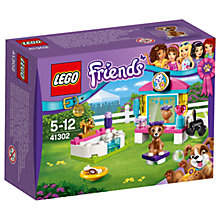 Buy LEGO Friends 41302 Puppy Pampering Set Online at johnlewis.com