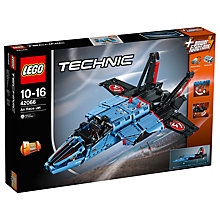 Buy LEGO Technic 42066 Air Race Jet Online at johnlewis.com