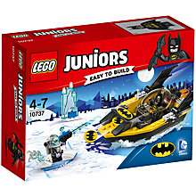 Buy LEGO Juniors 10737 Batman Vs Mr Freeze Online at johnlewis.com