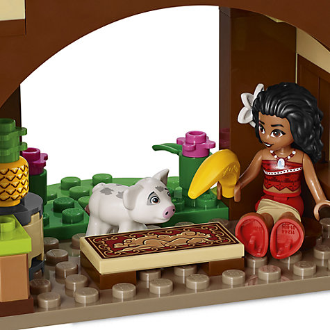 Buy Lego Disney 41149 Moana 39 S Island Adventure John Lewis