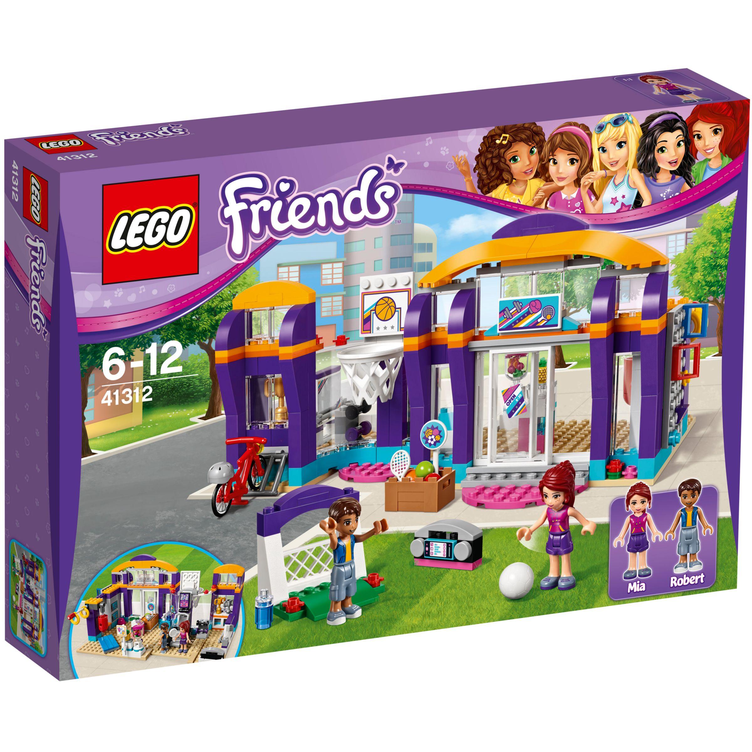 Lego LEGO Friends 41312 Heartlake Sports Centre
