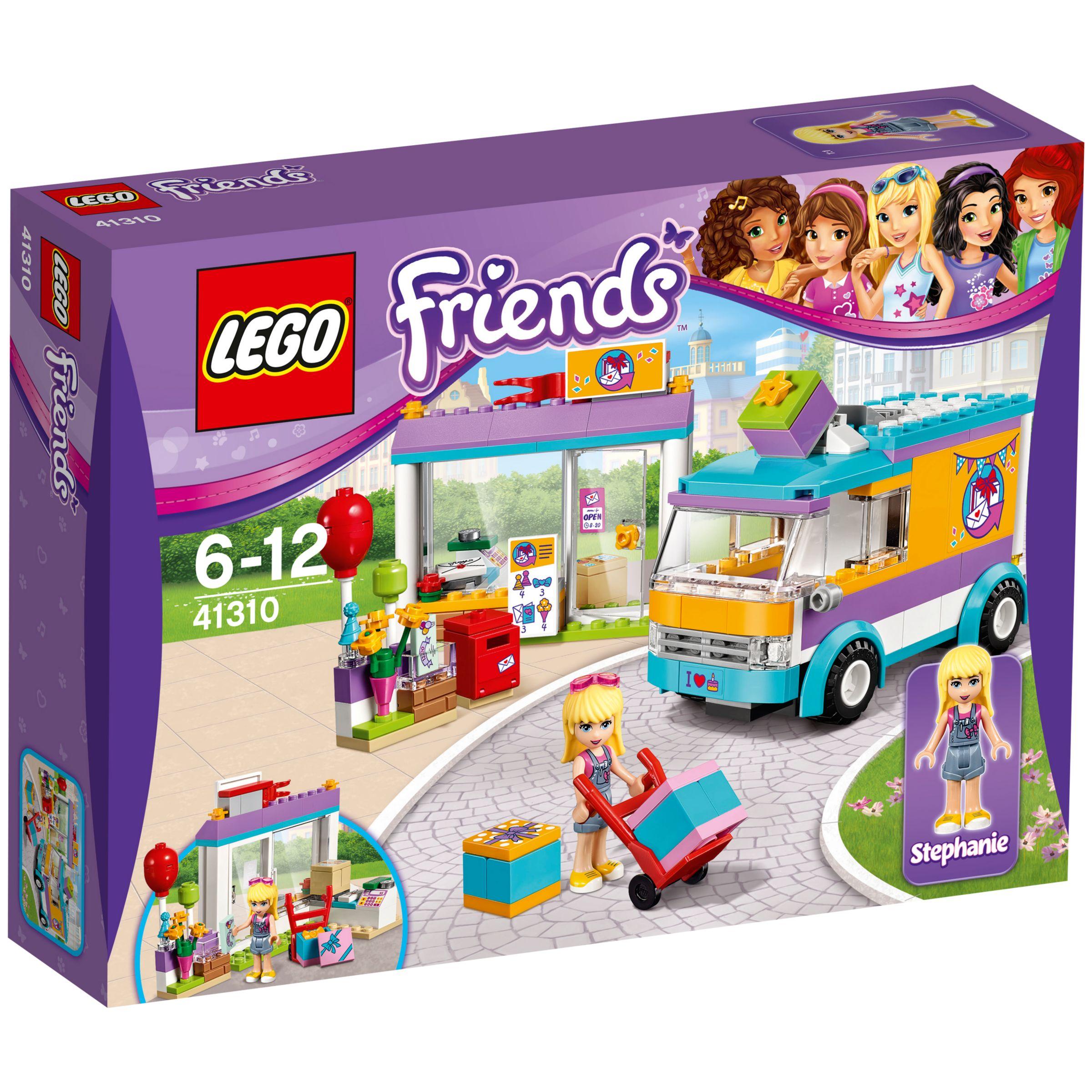 Lego LEGO Friends 41310 Heartlake Gift Delivery Set