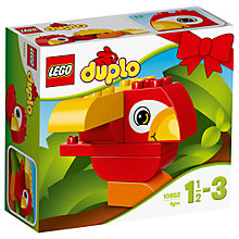 Buy LEGO DUPLO 10852 My First Bird Online at johnlewis.com