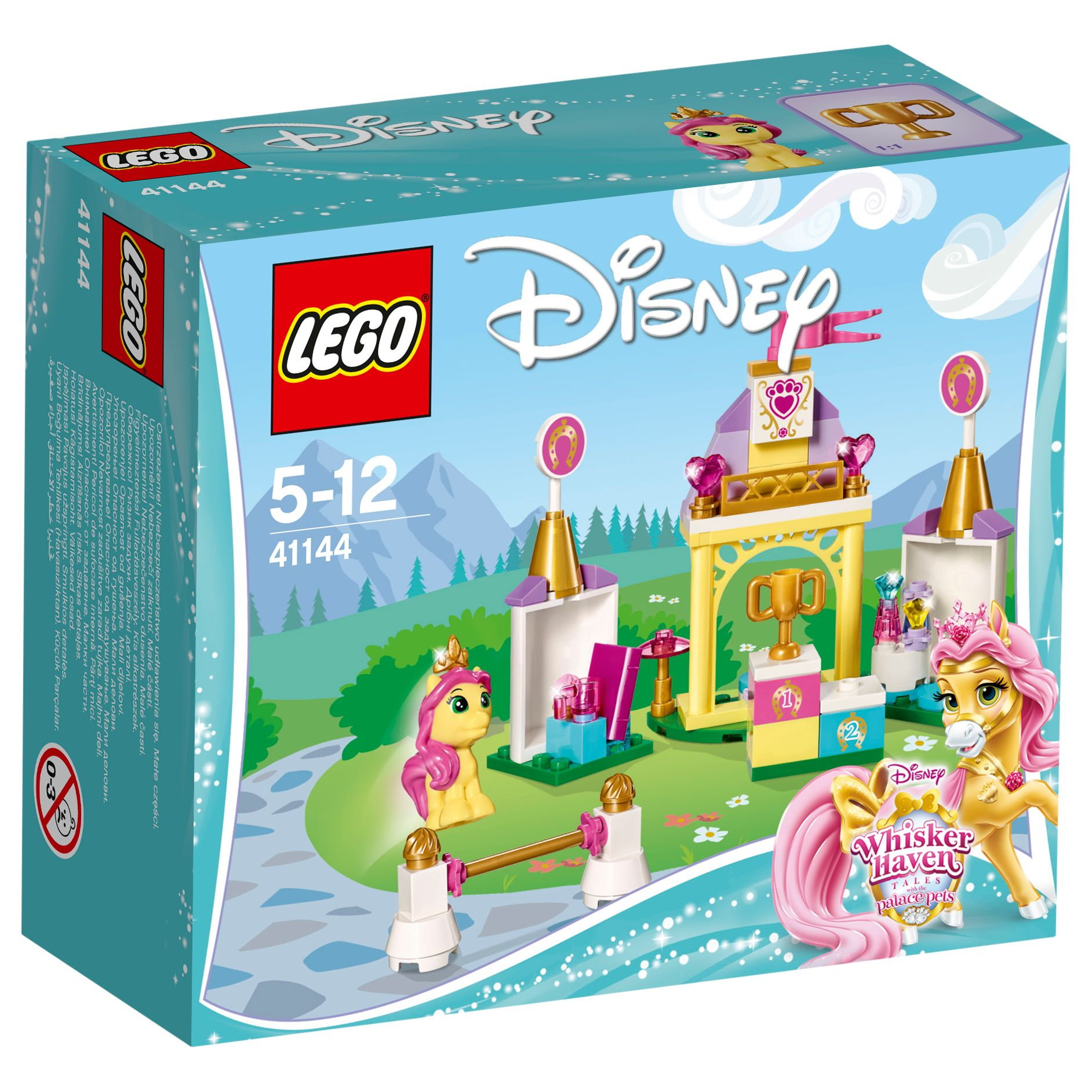 Lego LEGO Disney 41144 Petite's Royal Stable