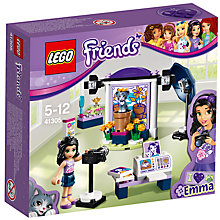 Buy LEGO Friends 41305 Emma's Photo Studio Online at johnlewis.com