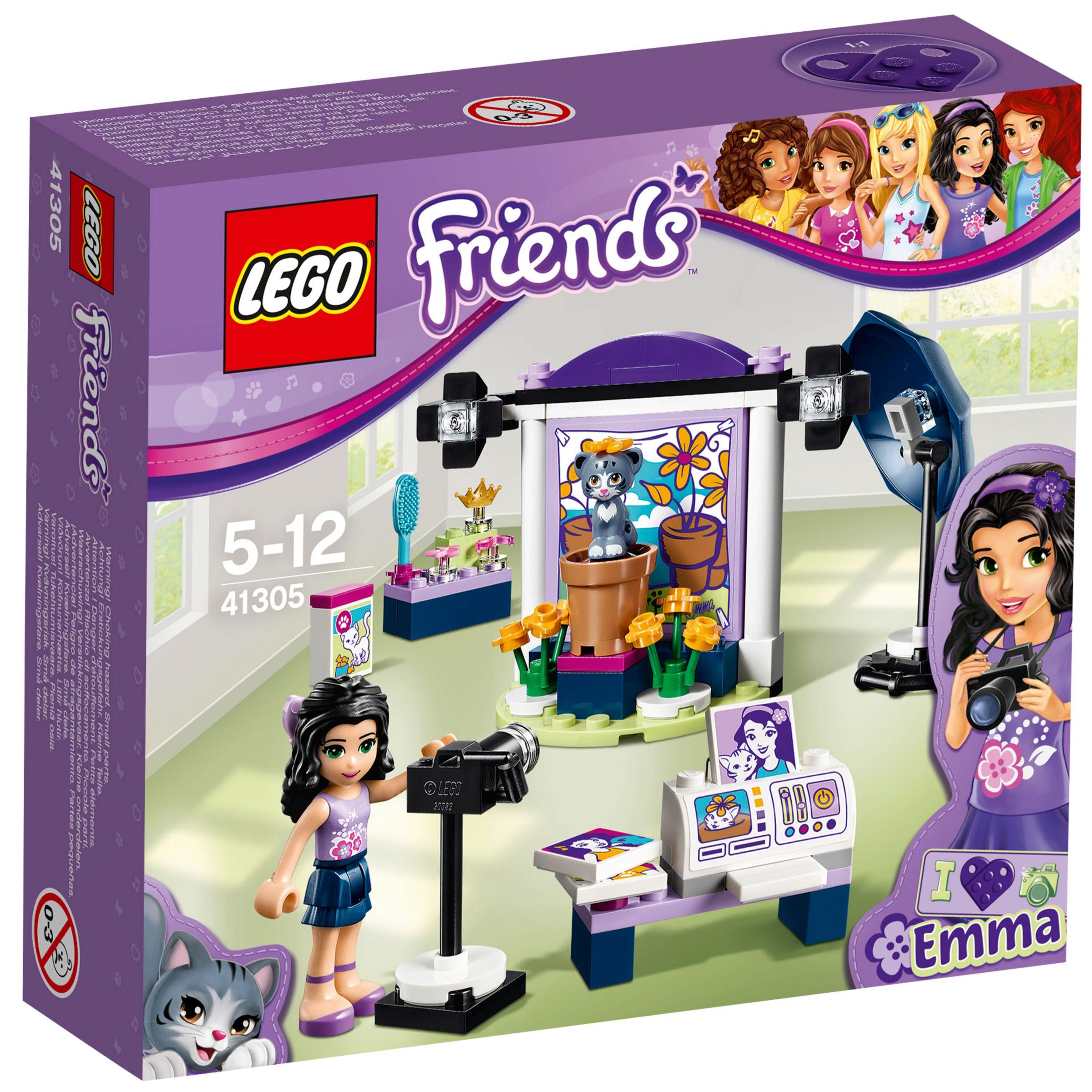 Lego LEGO Friends 41305 Emma's Photo Studio