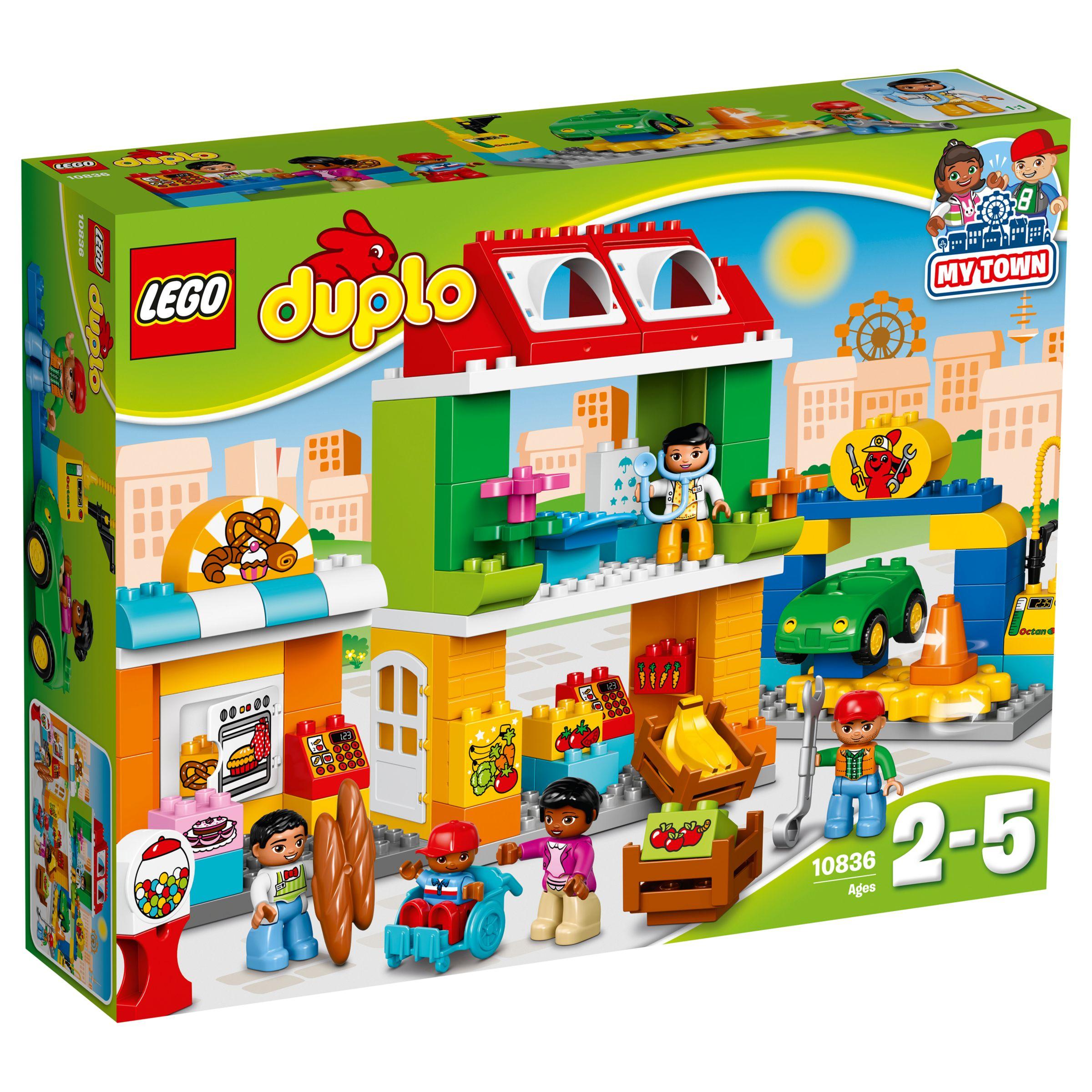 Lego LEGO DUPLO 10836 Town Square