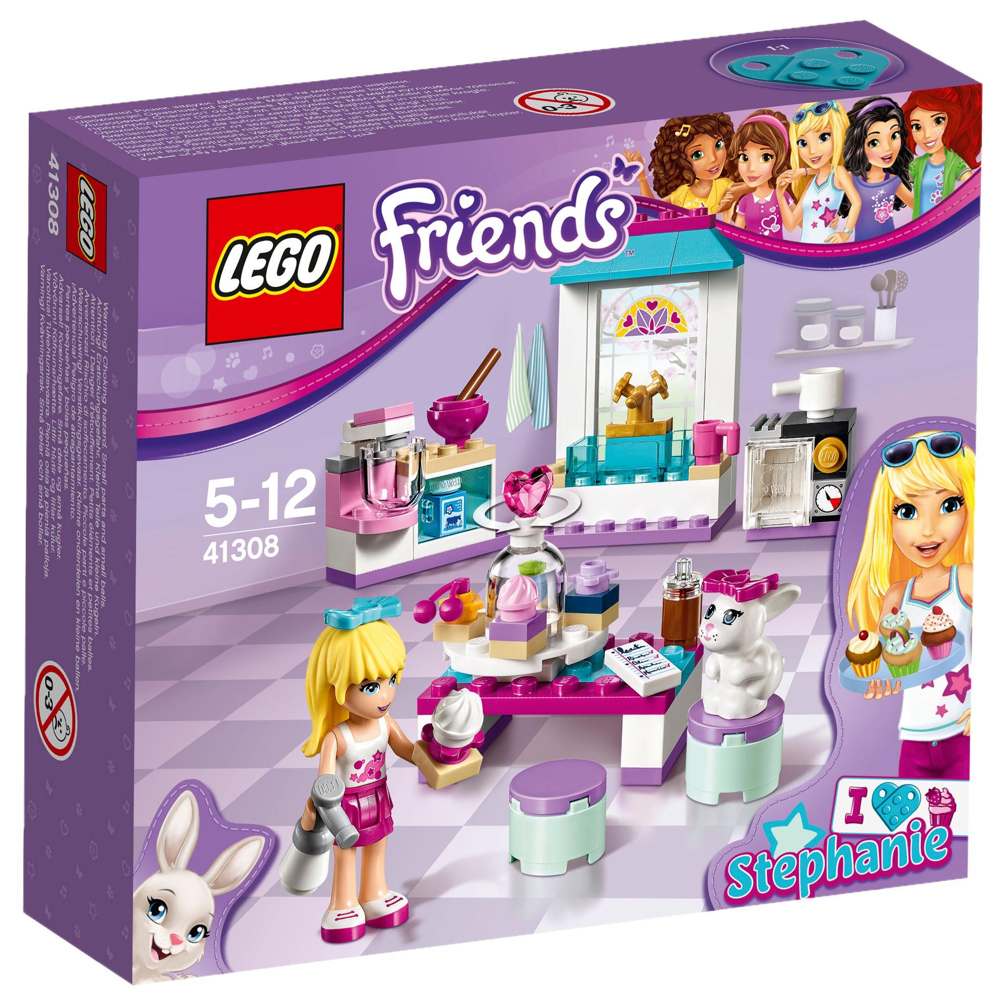 Lego LEGO Friends 41308 Stephanie's Friendship Cakes Set