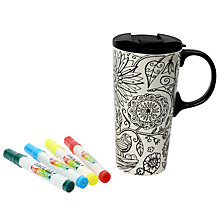 Buy Dexam Nature in Colour Travel Mug Online at johnlewis.com