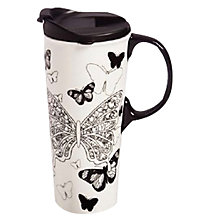 Buy Dexam Butterfly Kisses Travel Mug Online at johnlewis.com