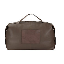 Buy Jigsaw Marley Travel Bag, Smoke Online at johnlewis.com