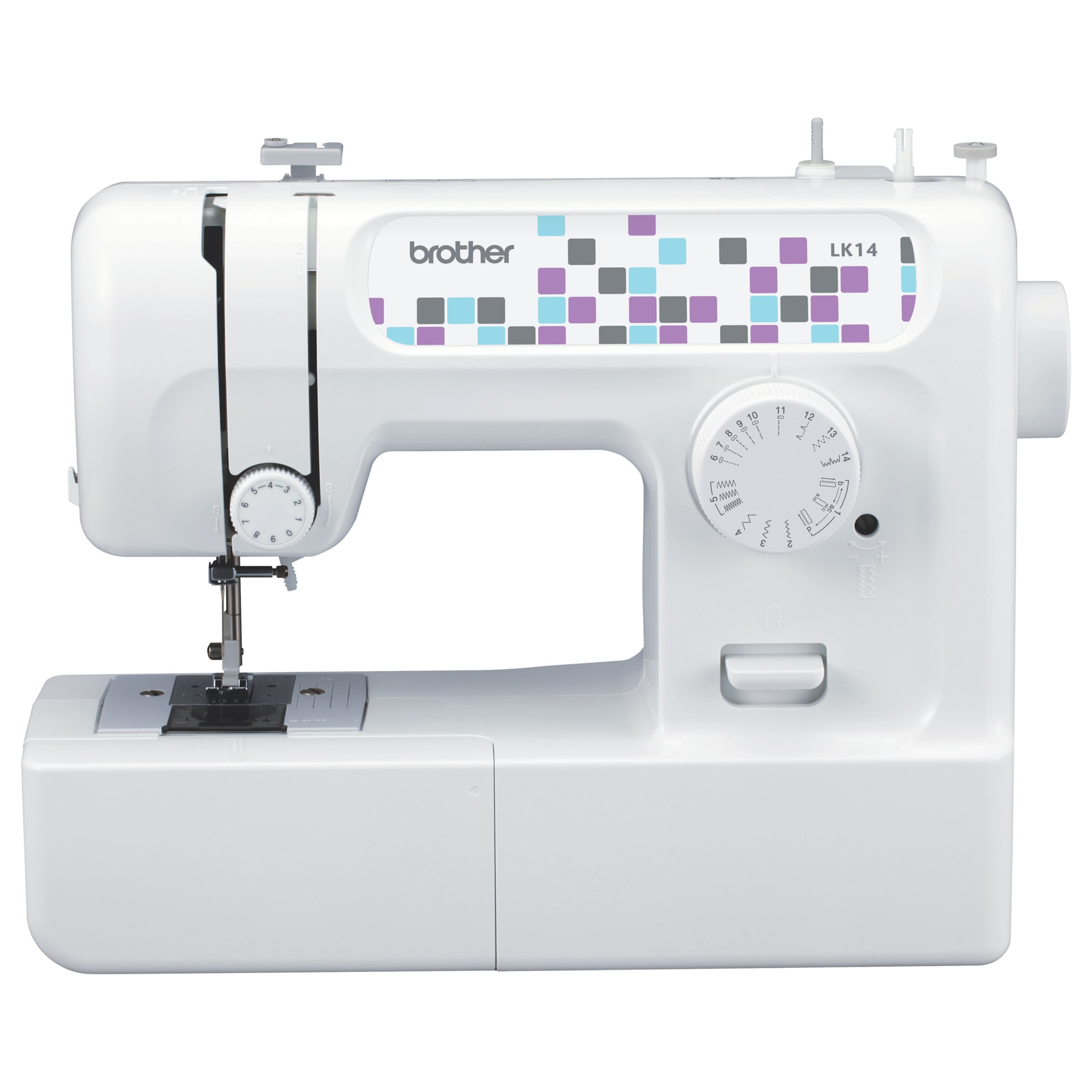 Brother Brother LK14 Sewing Machine, White