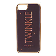Buy Ted Baker Twinkle iPhone 6/6s Case, Purple Online at johnlewis.com