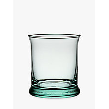 Buy John Lewis Recycled Glass Tumbler, 300ml, Clear Online at johnlewis.com
