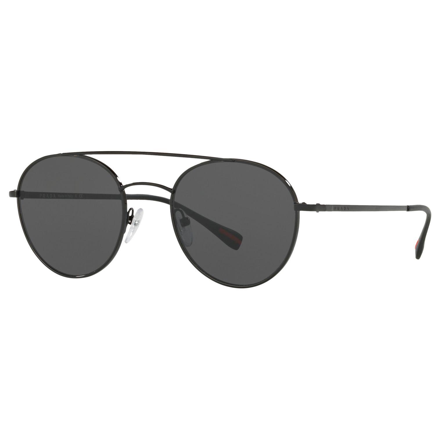 Prada Linea Rossa Prada Linea Rossa PS 51SS Oval Sunglasses