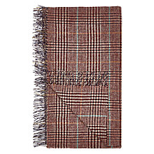 Buy Bronte by Moon Houndstooth Wallace Check Throw Online at johnlewis.com