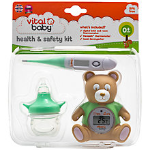 Buy Vital Baby Health and Safety Kit Online at johnlewis.com