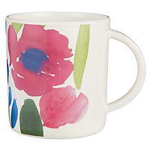 Buy John Lewis Country Melamine Floral Mug Online at johnlewis.com