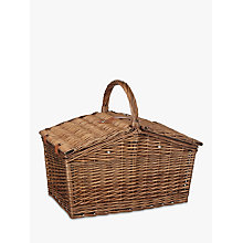Buy John Lewis Croft Collection Filled Hamper, 4 Person Online at johnlewis.com