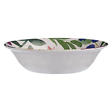 Buy John Lewis Country Melamine Salad Bowl, Dia.19cm Online at johnlewis.com