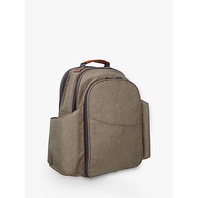 John Lewis Croft Collection 2 Person Backpack Hamper