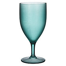 Buy John Lewis Country Wine Glass, Eucalyptus Online at johnlewis.com