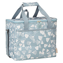 Buy MissPrint Fern Family Coolbag, Aqua Online at johnlewis.com