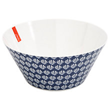 Buy Joules Seashells Melamine Salad Bowl Online at johnlewis.com