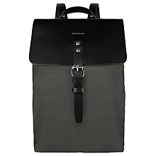 Buy Sandqvist Alva Grand Canvas Backpack Online at johnlewis.com