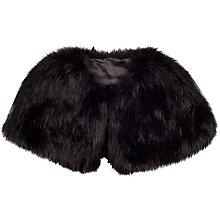 Buy Chesca Faux Fur Luxury Shrug Online at johnlewis.com