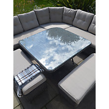 Buy LG Outdoor Marseille Outdoor Furniture Online at johnlewis.com